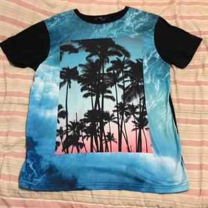 Palm trees Graphic Tee